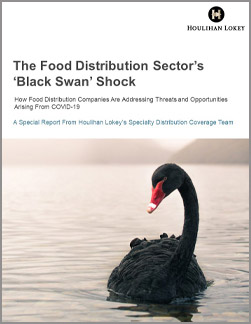 The Food Distribution Sector's 'Black Swan' Shock