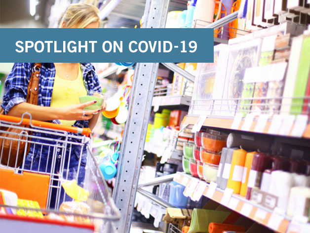 Consumer Products Market Update – COVID-19