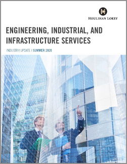 Engineering, Industrial, and Infrastructure Services – Summer 2020