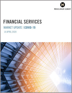 Financial Services Market Update – COVID-19 - April 14