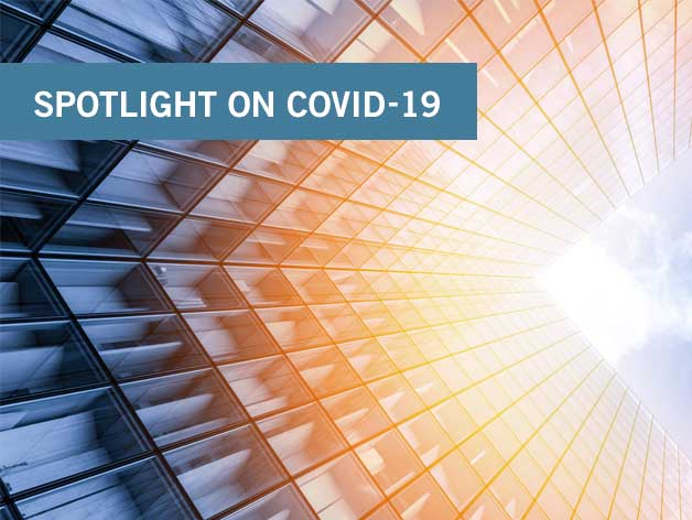 Financial Services Market Update – COVID-19