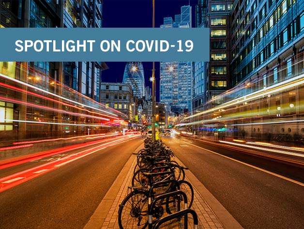 COVID-19 Impact on Fintech Markets