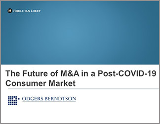 The Future of MandA Market with Odgers Berndtson