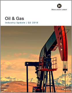 Oil & Gas Industry Update – Q3 2018