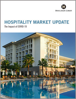 Hospitality Market Update – The Impact of COVID-19