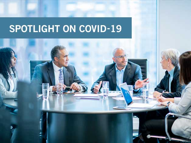 Specialty Consulting and Risk Services Sector Perspectives – COVID-19